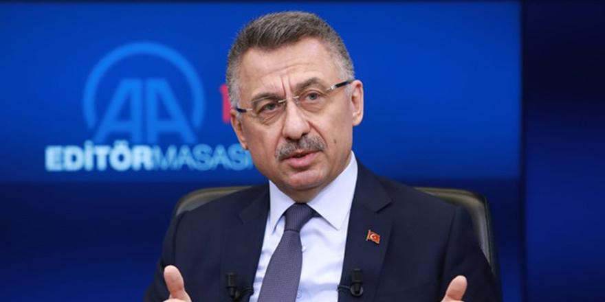 """""""Bize karşı oynanan oyunları bozmak için Kıbrıs'tayız"""""""