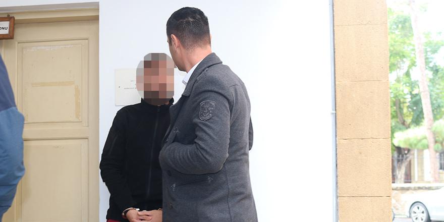 'Tecavüz' iddiasıyla tutuklandı
