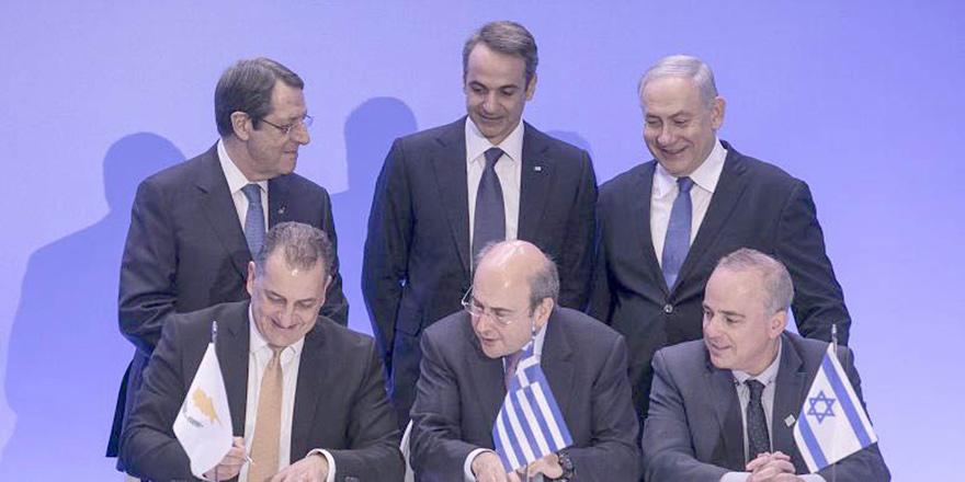 """Anastasiadis: """"Bölgede barış ve istikrar hüküm sürmesi için iş birliği şart"""""""