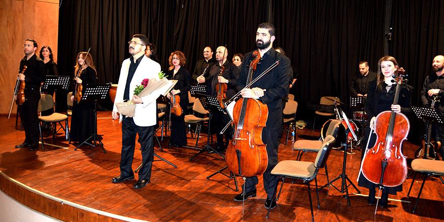 LBO Oda Orkestrası yılın ilk konserini verdi