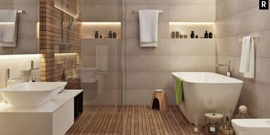 Banyo Dekorasyonunda Jakuzi Ve Duşakabin Yerleşimi Nasıl Olmalı