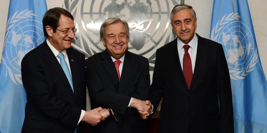 """Guterres'ten """"5 + BM"""" toplantı hatırlatması"""