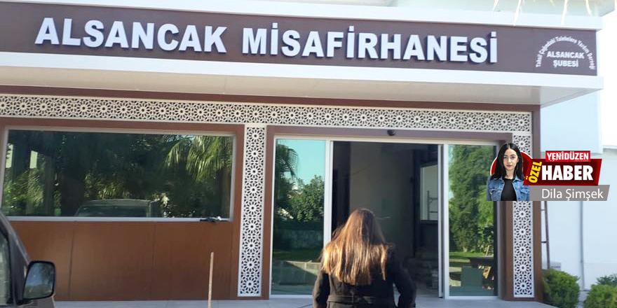 'Alsancak Misafirhanesi'nin bugün kapatılması bekleniyor