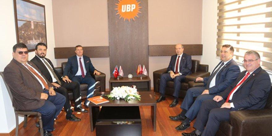 UBP-YDP: Çatı aday mı?