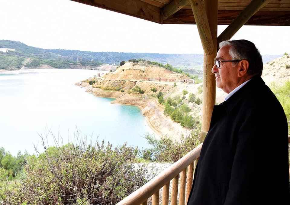 """""""Türkiye'den gelecek suya bağlı olarak hayatımızı idame ettirmek olmaz"""""""