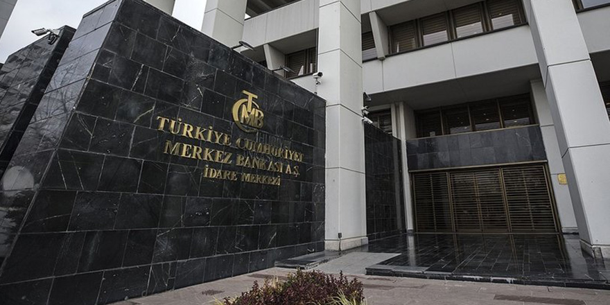 TC Merkez Bankası politika faizini sabit tuttu