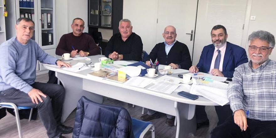 Basın Kartı Komisyonu ilk toplantısını yaptı
