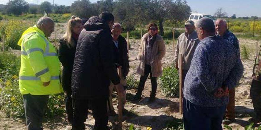 Tarım Dairesi'nin eğitim çalışmaları Pınarbaşı'nda devam edecek