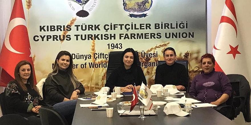 Çiftçiler Birliği Kadın Komitesi çalışmalarını hızlandırdı
