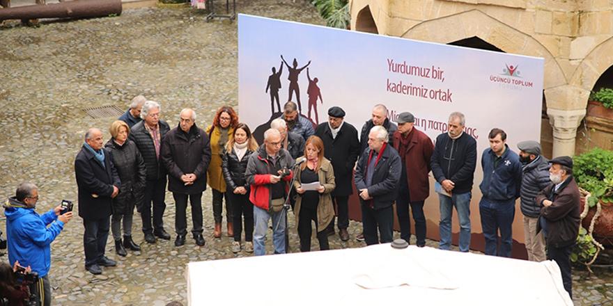 Üçüncü Toplum Forumu: Yurdumuz bir, geleceğimiz ortak'