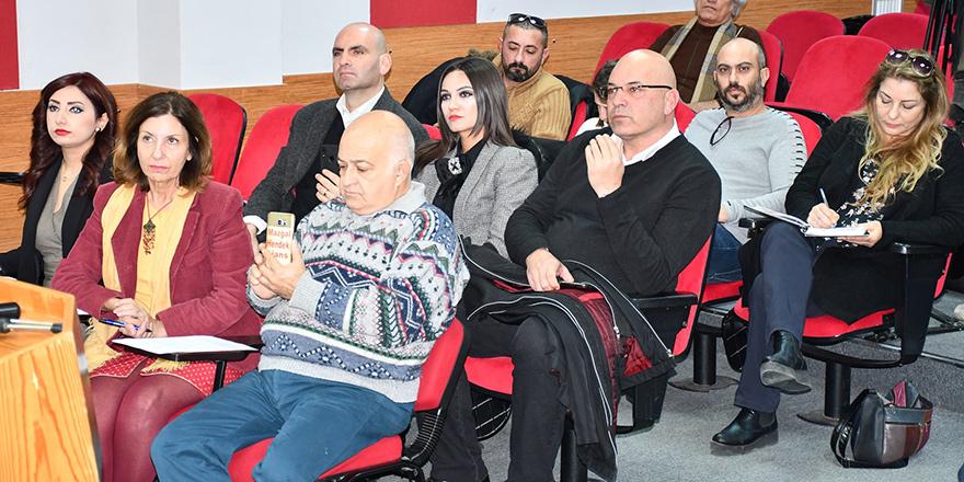 """""""Kuzey Kıbrıs'ta Cittaslow Felsefesi"""" konulu araştırma anlatıldı"""