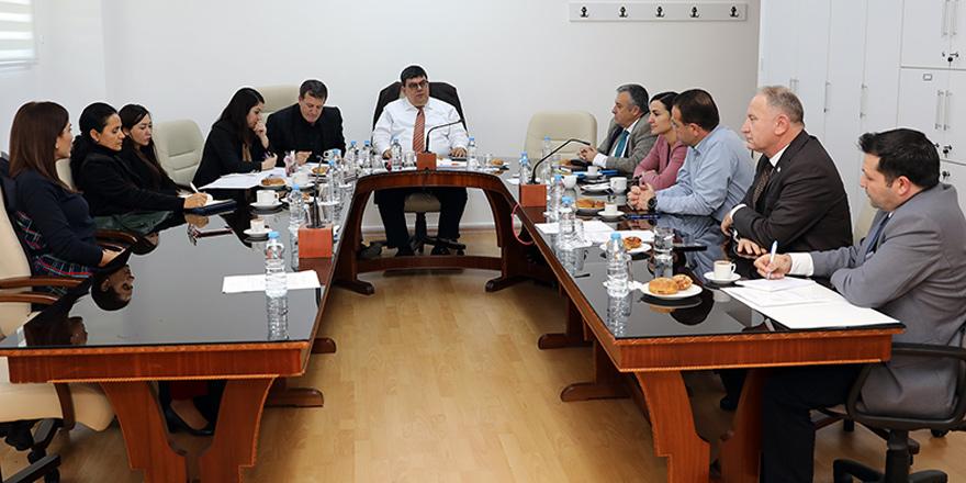 Tarihi geçmiş ilaçlarla ilgili kurulan komite bugün toplandı