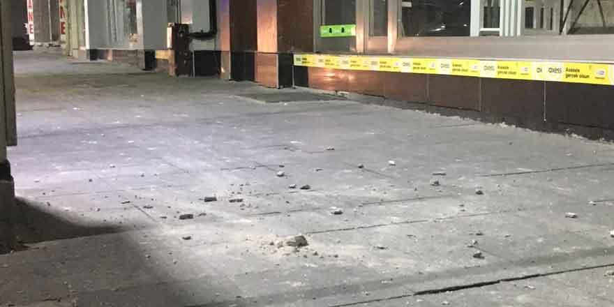 Türkiye'de 5,4 şiddetinde deprem