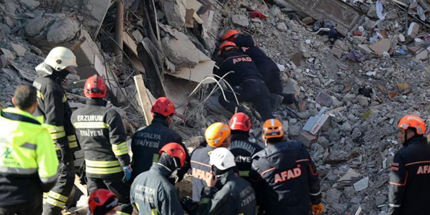 Depremdeki can kayıpları 41'e yükseldi