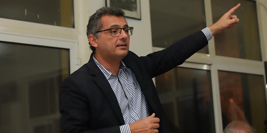 """Erhürman'dan Maraş açıklaması: """"Doğru değil"""""""