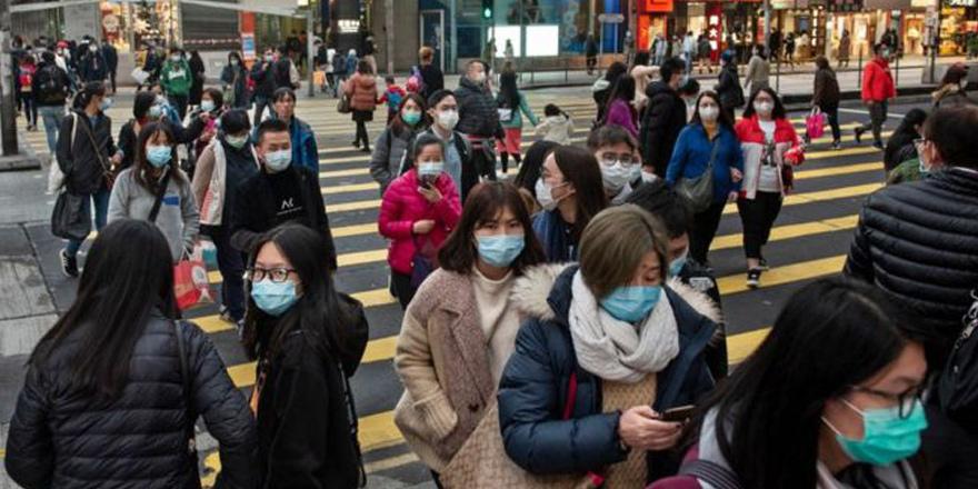 Koronavirüs salgını: Çin'de vaka sayısı 6.000'e yaklaştı