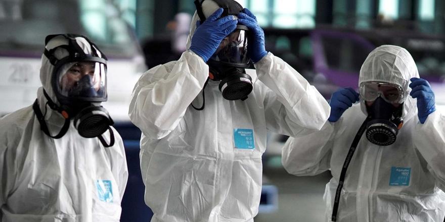 İlk kez Çin dışında daha fazla yeni virüs vakası tespit edildi