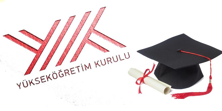 """""""KKTC'den 13 diploma reddedildi"""""""