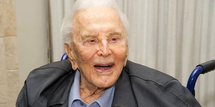 Kirk Douglas, 103 yaşında veda etti