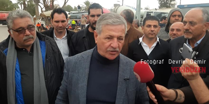 """Gürcafer: """"Hükümetle görüşme süreci başladı"""""""