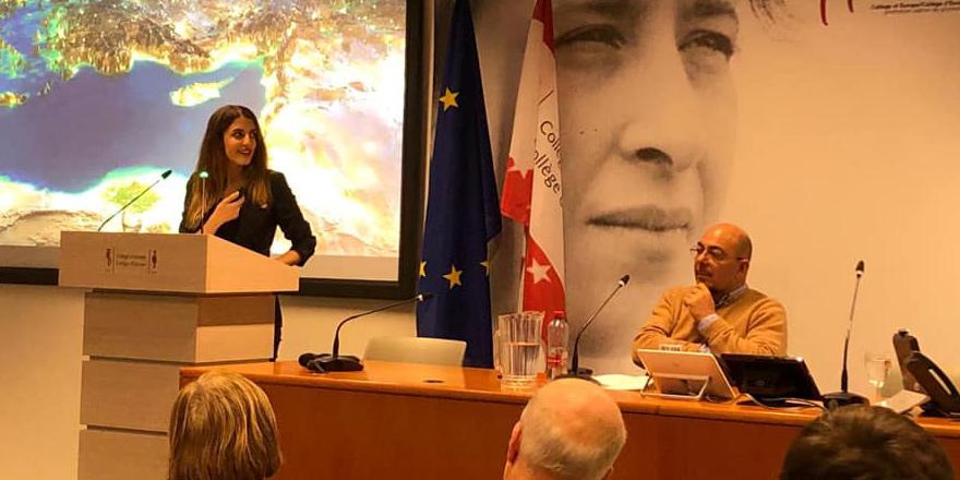 Kızılyürek: Bütün Avrupa, Bölünmüş Kıbrıs