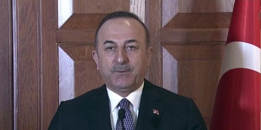 Çavuşoğlu: Kıbrıs Rum Yönetimi hariç herkesle çalışmaya hazırız