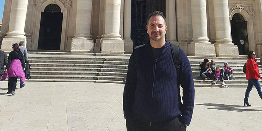 """Sicilya'nın """"Beyaz şehri"""" Noto"""