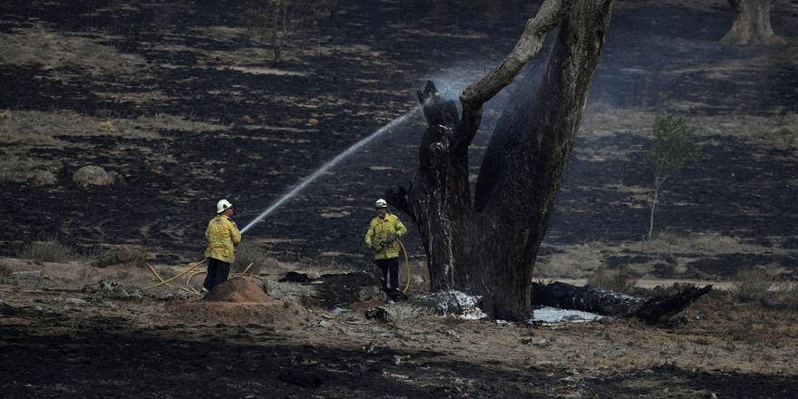 Yangınlar kontrol altına alındı