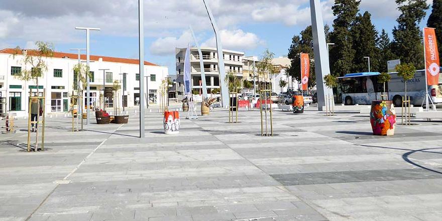 Kıbrıslı Türklere ait 33 dükkan kiralanıyor