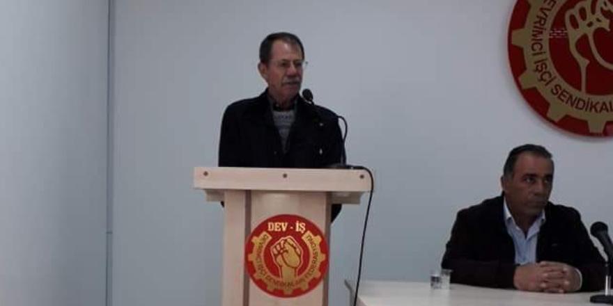Burhan Eraslan yeniden başkan