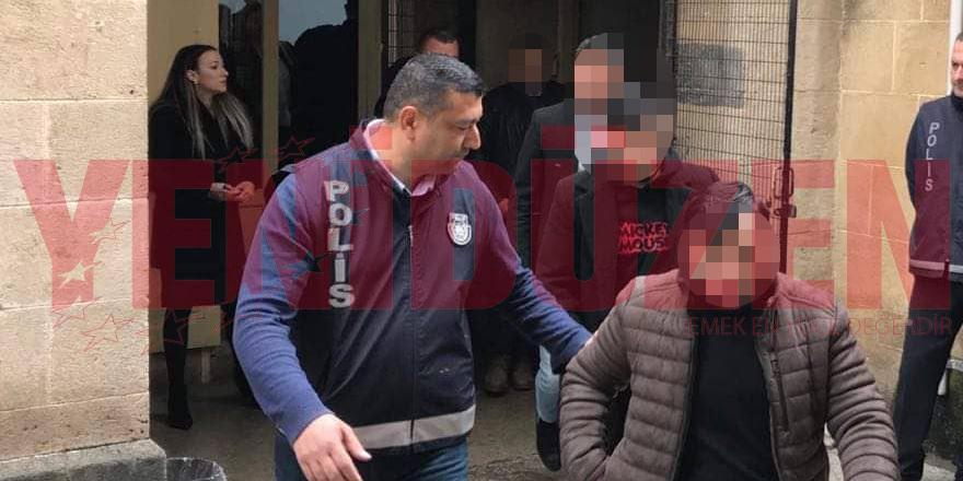 Girne'de yasa dışı bahis operasyonu: 4 tutuklu
