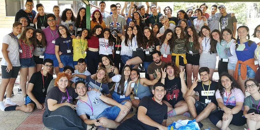 İki toplumdan gençler ABD'ye gidecek
