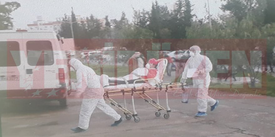 Corona Virüsü şüphesi Lefkoşa'da karantina 