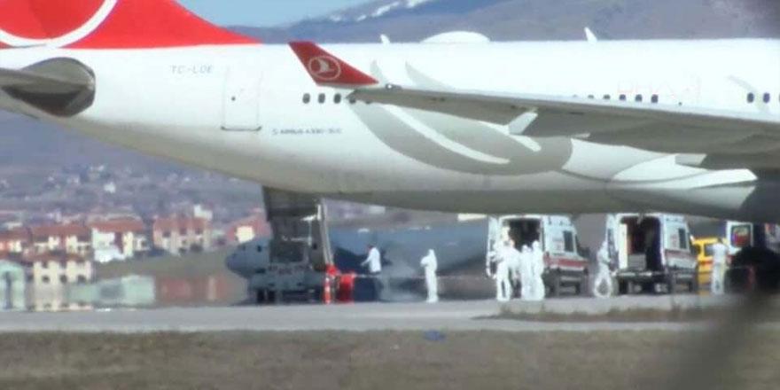 132 yolcu karantinaya alındı