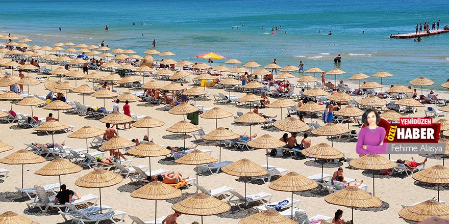 Turist  ya Türkiye'ye ya güneye