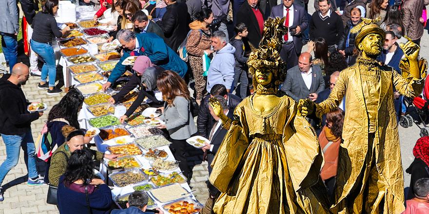 5. Tatlısu Ot Kültür Festivali yapıldı