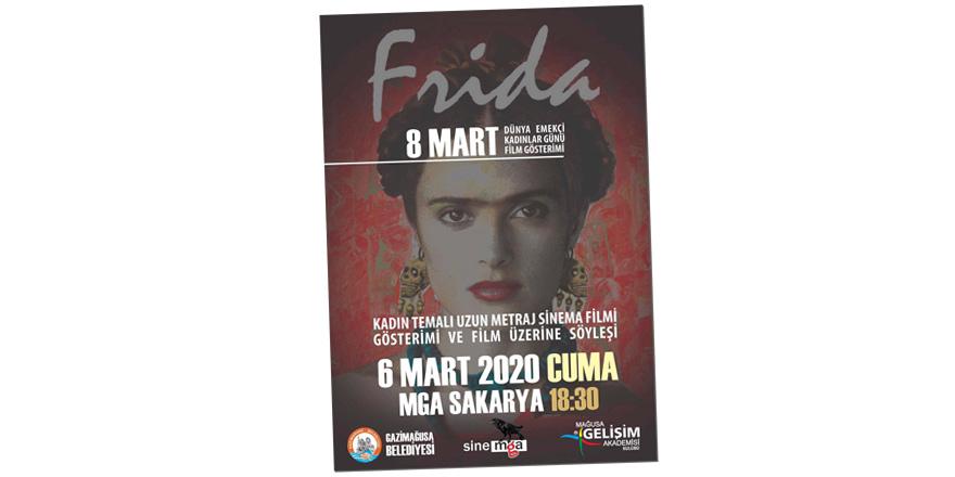 """""""Frida"""" filminin gösterimi yapılacak"""