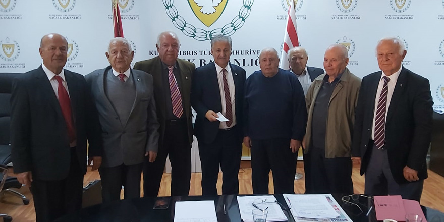 Emekliler Derneği'nden 60 bin TL bağış