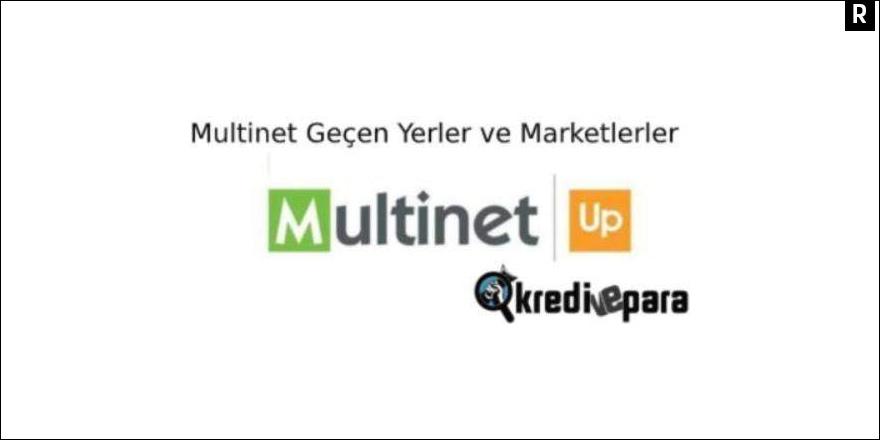 Multinet Geçen Yerler