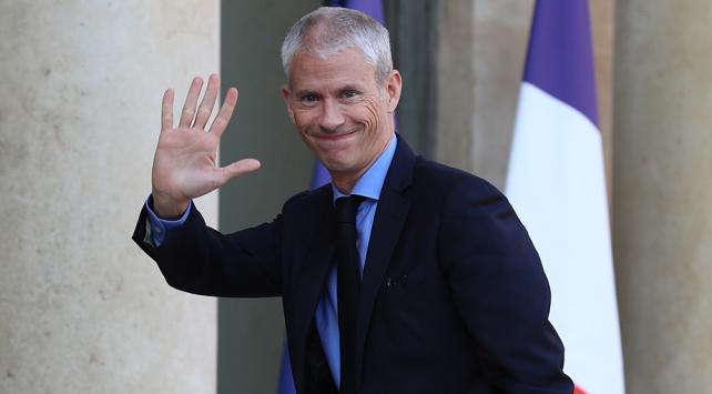 Fransa Kültür Bakanı Franck Riester, koronavirüse yakalandı
