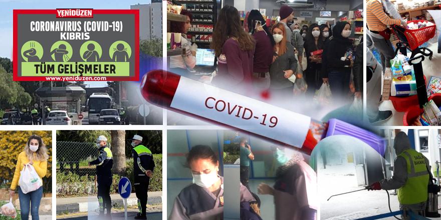 Corona Virüsü Kıbrıs'ta - 3 otel karantinada