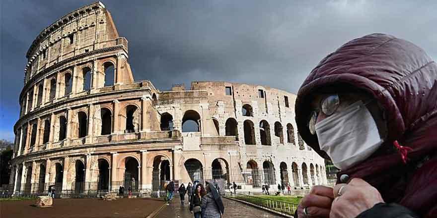 İtalya'da 743 kişi daha hayatını kaybetti