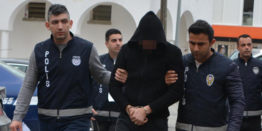 'Bileklik hırsızı' tutuklandı