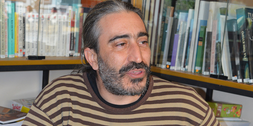 Grigoris Ioannou'dan bir kitap; 'DENKTAŞ GÜNEYDE'