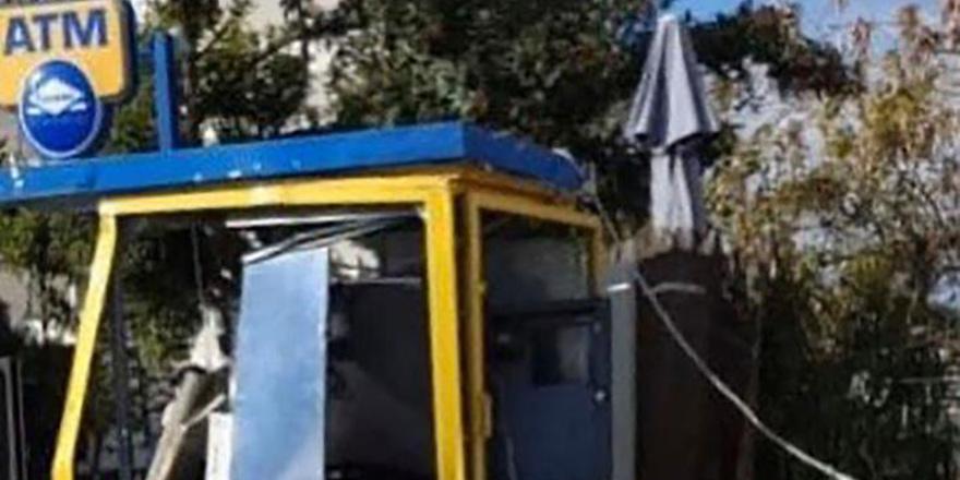 Limasol'da ATM'lerden binlerce Euro çalındı