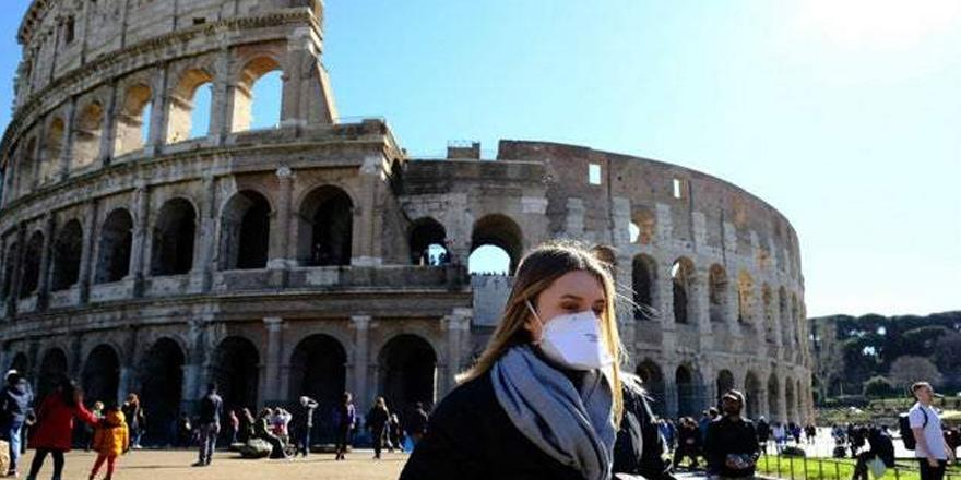 İtalya'da 24 saat içinde 651 kişi hayatını kaybetti
