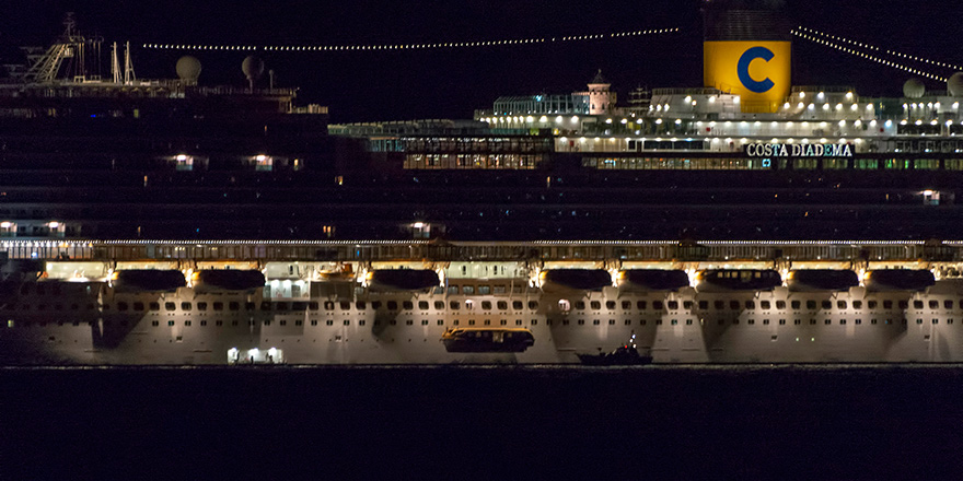 Limasol Limanı'na demirleyen cruise gemisinde Covid-19