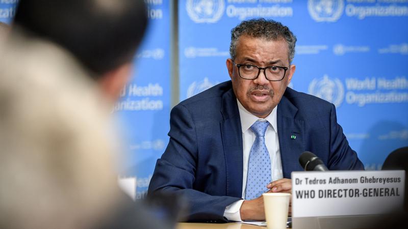 Dünya Sağlık Örgütü: Üstesinden Geleceğiz