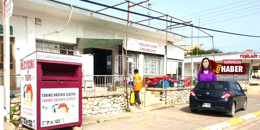 Karpaz'da yardım kampanyaları
