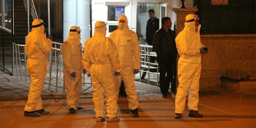 Türkiye'de 24 saatte 63 can kaybı